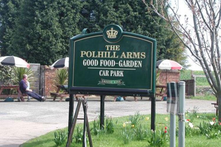 POLHILL ARMS, RENFORD